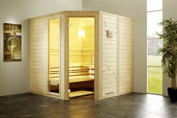 Sauna CLASSICO 130x130 cm