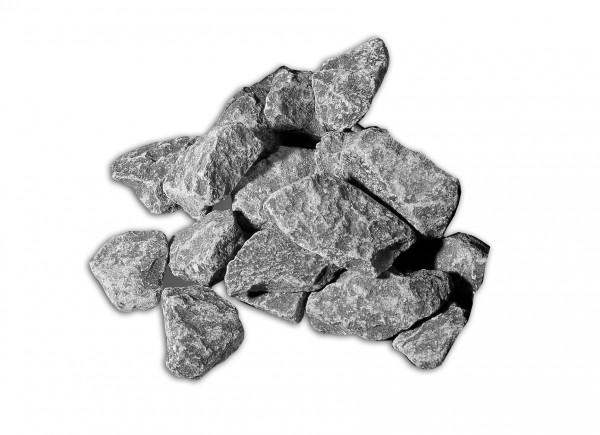 Finnische Saunasteine ( 10 - 15 cm )
