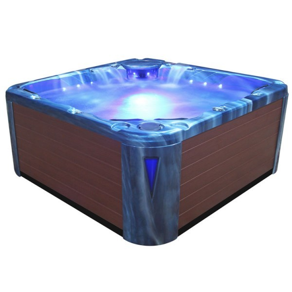 EO-SPA Aussenwhirlpool IN-598 premium OceanWave 235x235 braun