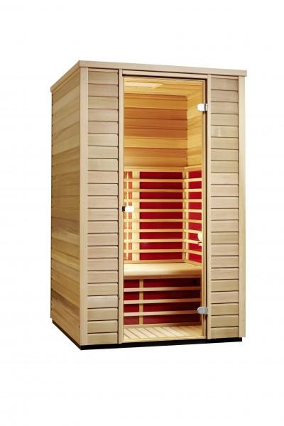 Infrarotkabine Triosol Cedar 125
