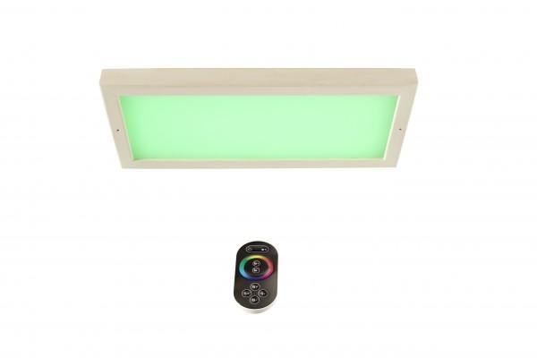 "LED-Farblicht ""Sion 3"" B versenkbar ( Holzart ) Espe oder Erle"