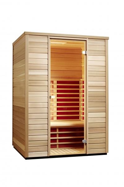 Infrarotkabine Triosol Cedar 145