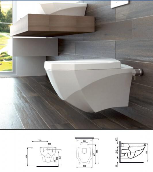 Dusch WC FRA