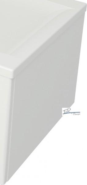 Seitenschürze für Badewanne Intro 170x75 cm (kurze Seite)