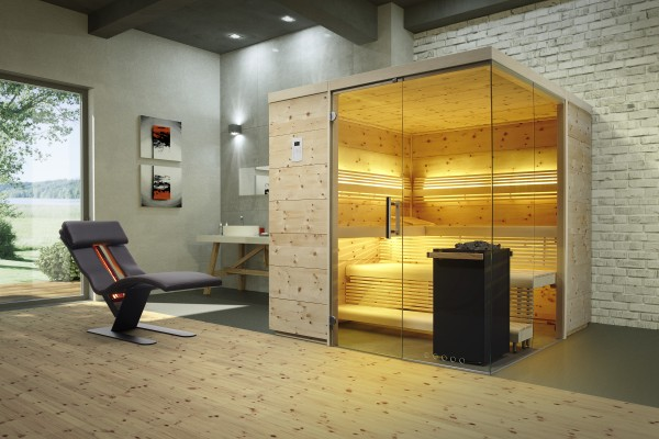 Sauna AURORA Premium