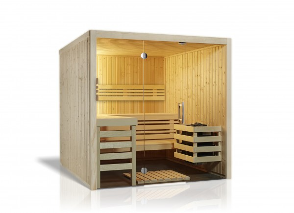 Sauna Panorama 180