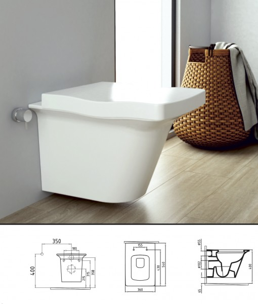 Dusch WC LOT