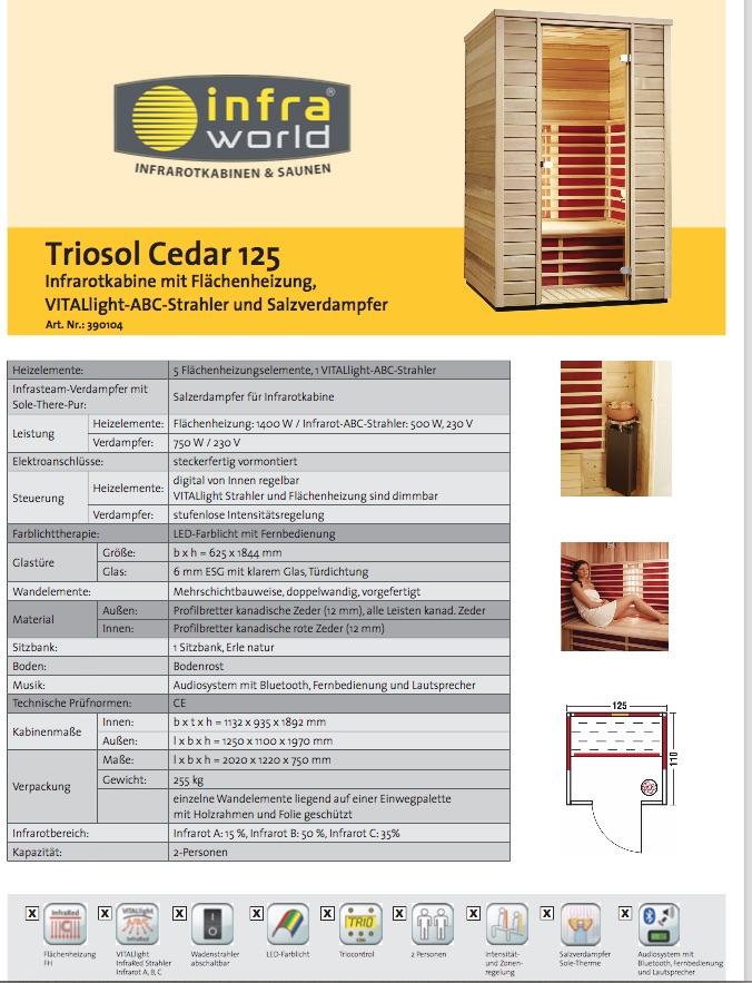 Triosol-Cedar-125