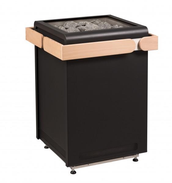 Saunaofen Concept R black 9KW