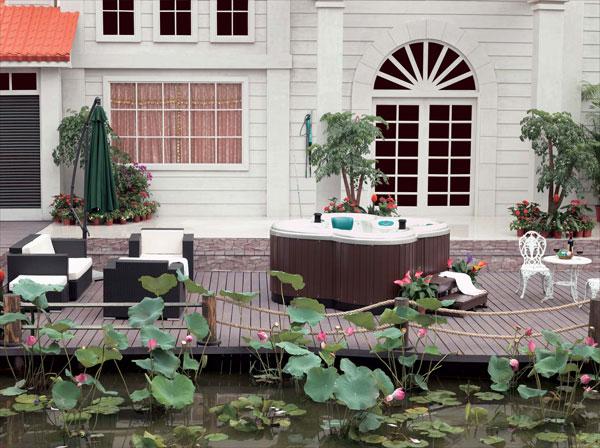 au enwhirlpool 533 wasserlilie dampfduschen au enwhirlpools gut und g nstig online kaufen. Black Bedroom Furniture Sets. Home Design Ideas