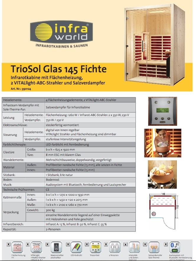 Triosol-Glas-145-Fichte